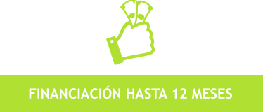 Financiaci�n Hasta 12 meses
